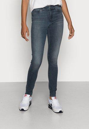 ONLWAUW LIFE - Jeans Skinny Fit - blue black denim