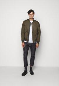 N°21 - PANTALONE - Jeans Straight Leg - indaco - 1