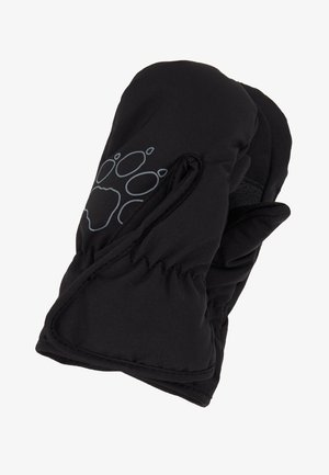EASY ENTRY MITTEN KIDS - Fäustling - black