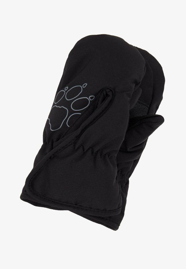EASY ENTRY MITTEN KIDS - Moufles - black