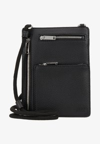 BOSS - CROSSTOWN NECK POUCH - Wallet - black - 1