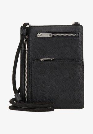 CROSSTOWN NECK POUCH - Wallet - black