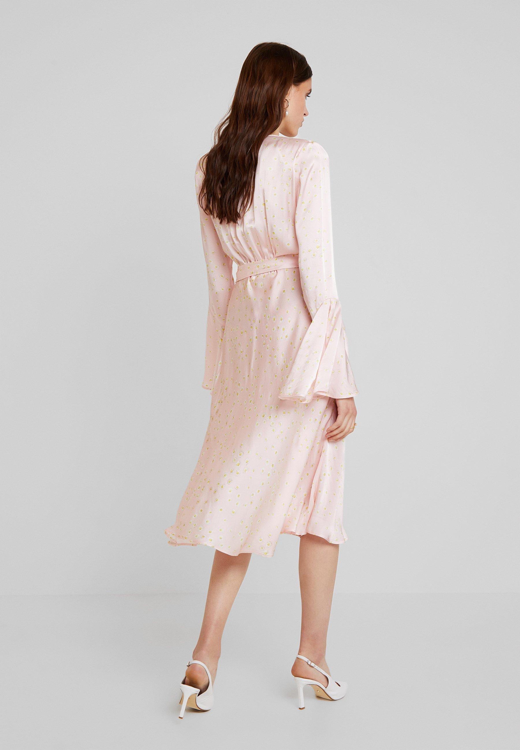Ghost ANNABELLE DRESS - Shirt dress - pink
