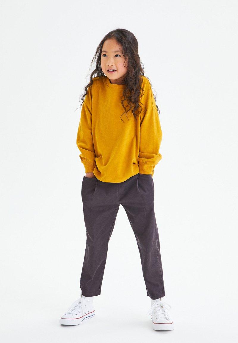 Next - Sweatshirt - ochre