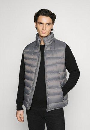 GILET - Waistcoat - grey