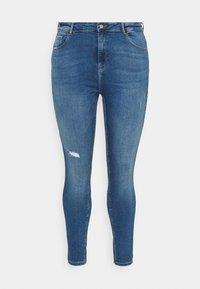ONLY Carmakoma - CARLAOLA  - Jeans Skinny Fit - light blue denim - 5