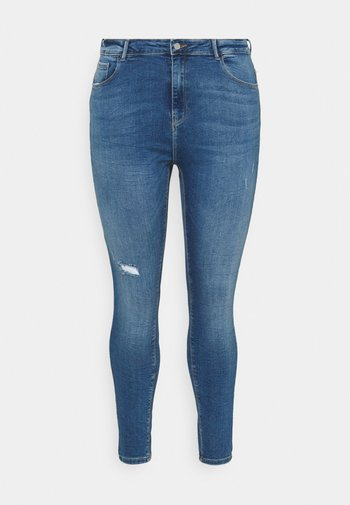 CARLAOLA  - Jeans Skinny Fit - light blue denim