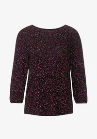 Street One - MIT PUFF-ÄRMELN - Long sleeved top - pink - 0