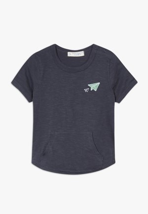 TAMO BABY - Print T-shirt - navy