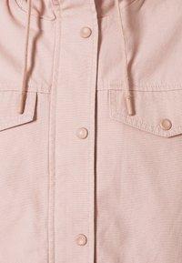 ONLY - ONLALLY LIFE JACKET - Summer jacket - misty rose - 6