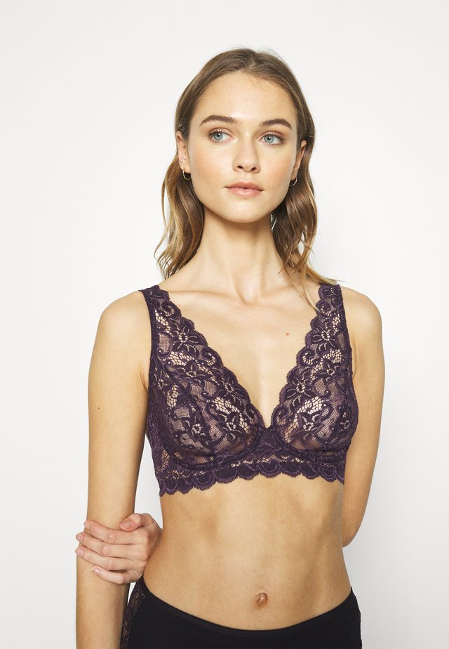 MOMENTS SOFT BRA - Korzet - alexandrite