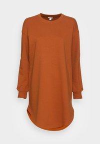 edc by Esprit - DRESS - Day dress - rust orange - 3