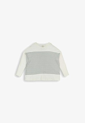 RELAXED FIT - Sweatshirt - off white
