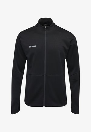 TECH MOVE ZIP - Træningsjakker - black