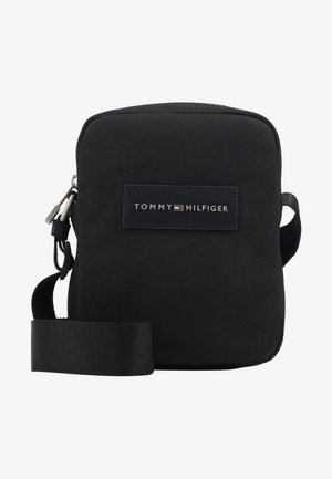 UPTOWN MINI REPORTER - Schoudertas - black