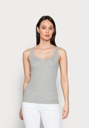BERYL TANK - Top - light grey