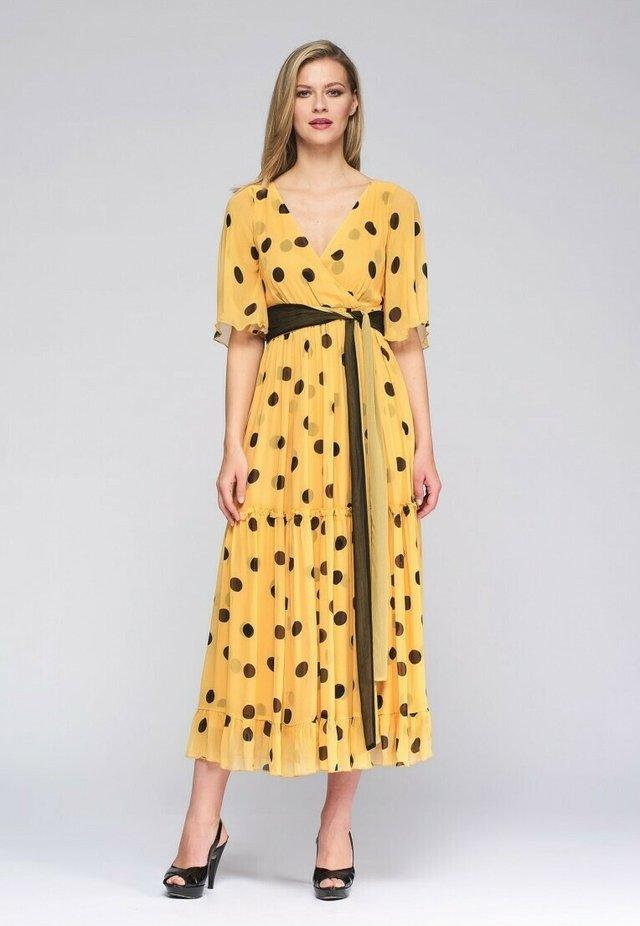 Maxi dress - amarillo