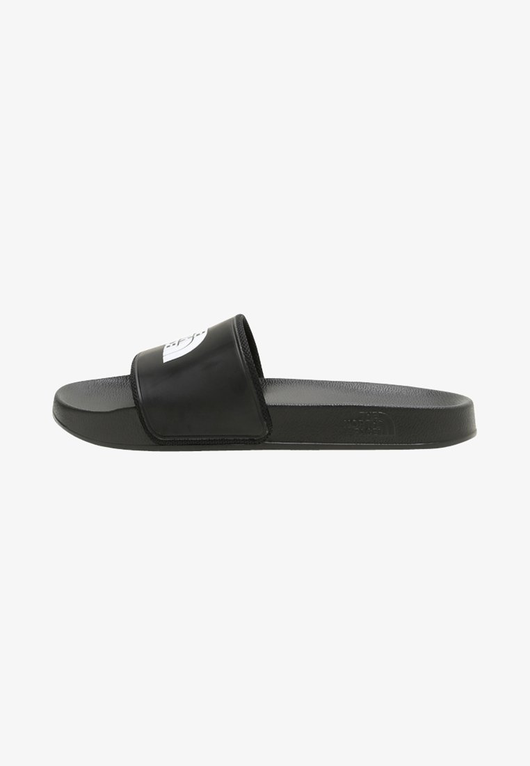 The North Face - BASE CAMP SLIDE II - Pool slides - black/white