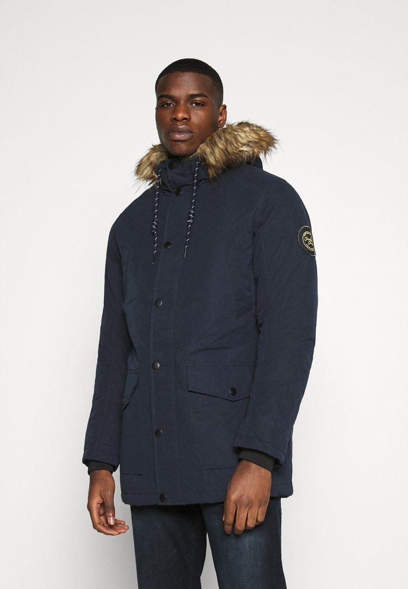 Jack & Jones - Winter coat - navy blazer