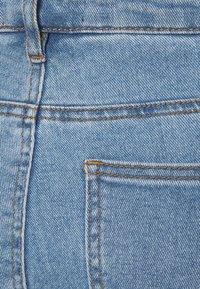 Missguided Maternity - WRATH SPLIT HEM - Slim fit jeans - blue - 2