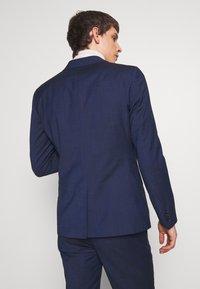 Calvin Klein Tailored - TROPICAL SLIM SUIT - Suit - blue - 3