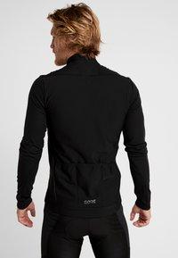 Gore Wear - THERMO  - Fleecová bunda - black - 2