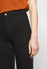 Topshop - PURE JONI - Jeans Skinny Fit - black - 4