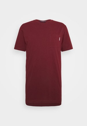 T-shirt basic - nomade red