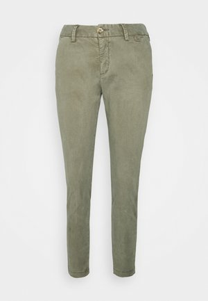 LOVELY POWERSTRETCH - Pantalones chinos - olive