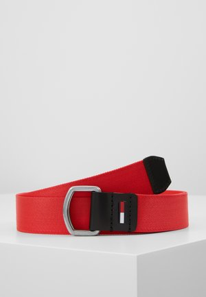 DRING WEBBING - Belt - red
