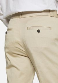 Banana Republic - ANKLE  - Trousers - golden beige