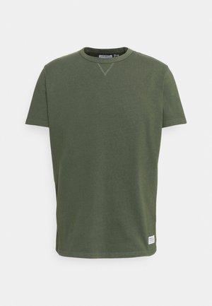 Basic T-shirt - dark military