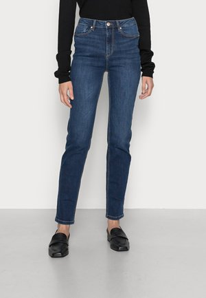 STRAIGHT - Straight leg jeans - medium blue