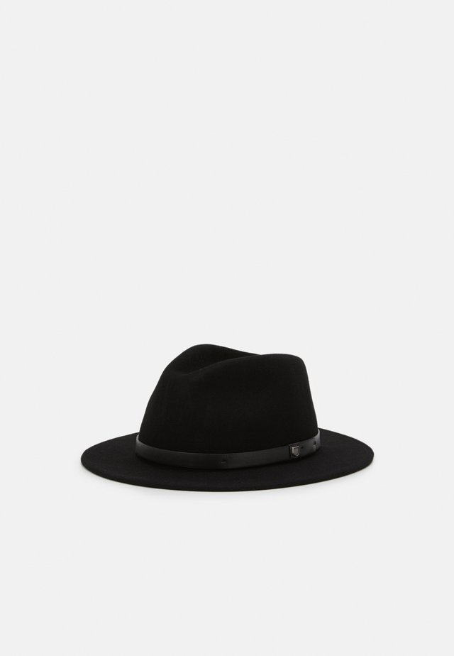 MESSER FEDORA - Hatt - black