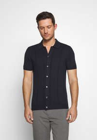 Abercrombie & Fitch - Polo shirt - navy - 0