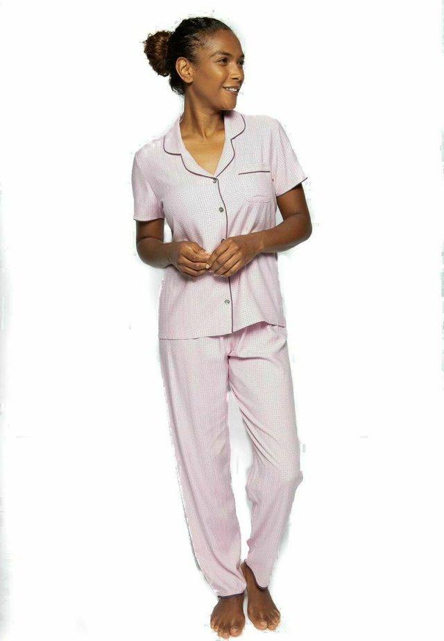 LUCY - Pyjama - pink mini dot