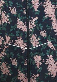 Name it - NKFMAXI JACKET FLOWER - Zimní bunda - dark sapphire - 3