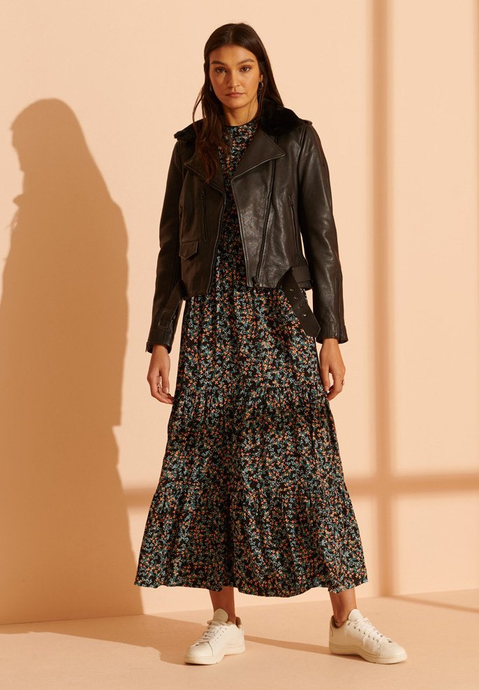 Superdry - Maxi dress - autumn daisy