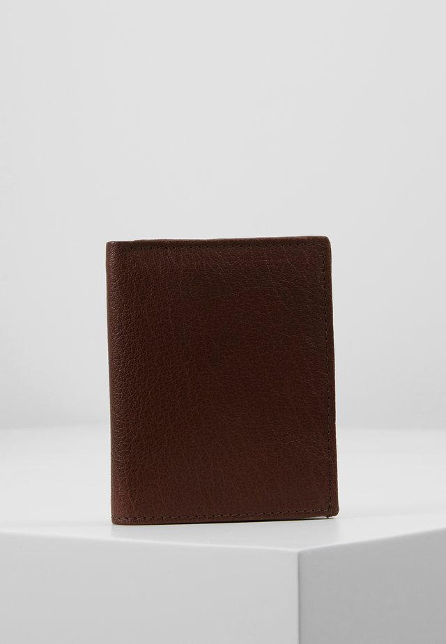 AIR WALLET - Lommebok - brown