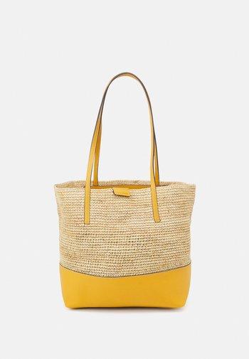 LAURI - Tote bag - sweet corn
