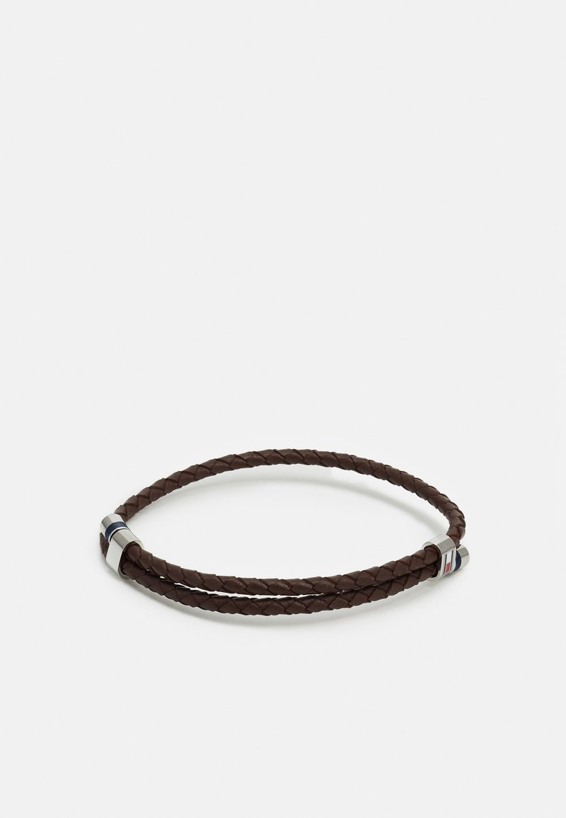 Tommy Hilfiger - CASUAL - Armbånd - brown