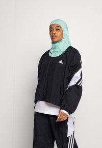 adidas Performance - HIJAB SET - Headscarf - clear mint - 0