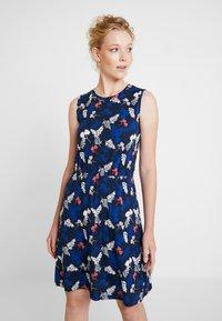 Esprit - EASY DRESS - Jersey dress - navy - 0