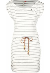 Ragwear - Denní šaty - white - 0