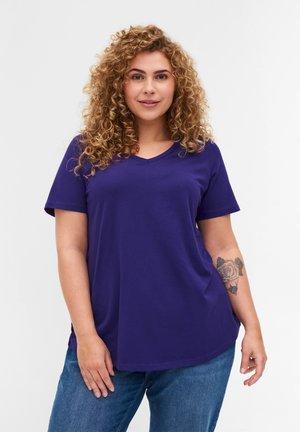 Basic T-shirt - purple
