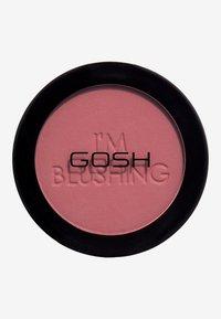 Gosh Copenhagen - I'M BLUSHING BLUSHER - Blusher - 003 passion - 1