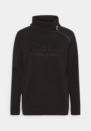 ECLIPSE OVERLAYER - Sweatshirt - black