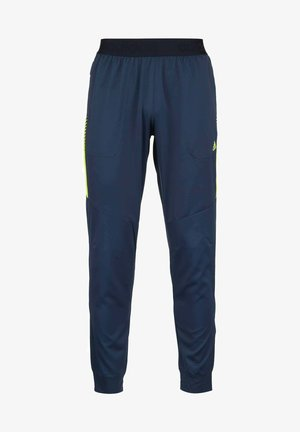 DESIGNED MOVE ACTIVATED TECH - Tracksuit bottoms - crew navy