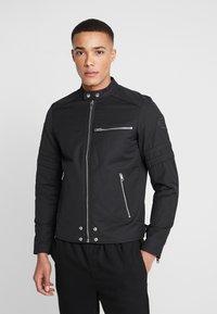 Diesel - J-GLORY JACKET - Summer jacket - black - 0