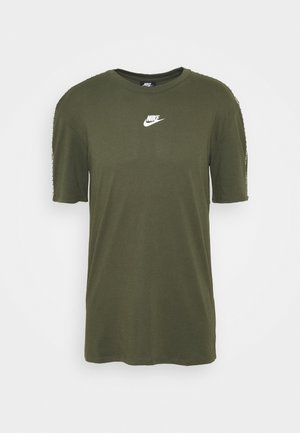 REPEAT - Basic T-shirt - cargo khaki
